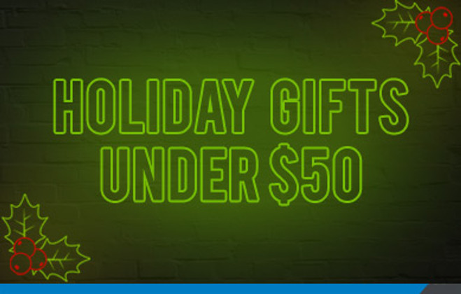 Holiday Gifts for under $50
