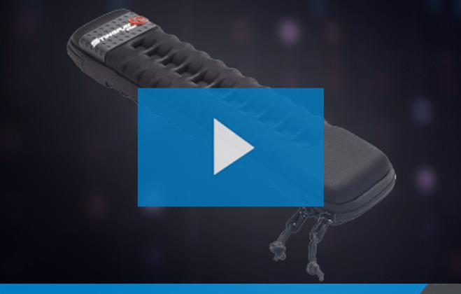 Product Overview: Short Shotgun microphone case from K-Tek