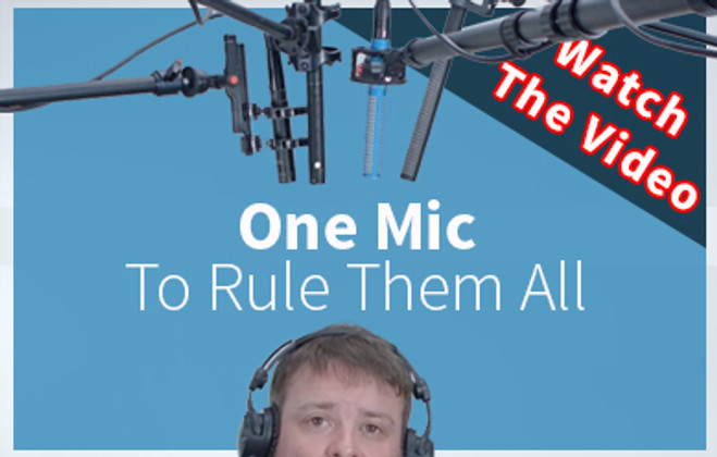 One Mic To Rule Them All