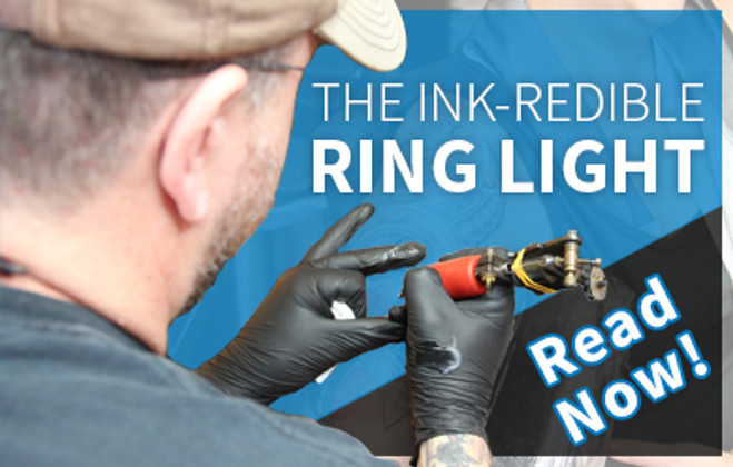 The Ink-redible Ring Light