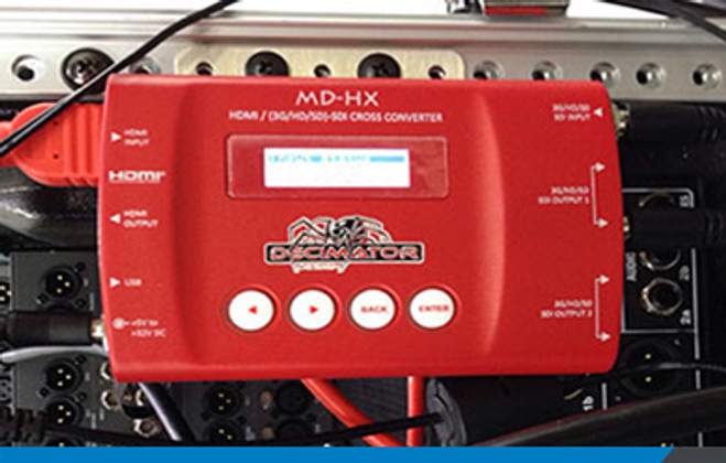 Decimator Md Hx The Swiss Army Knife Of Video Converters