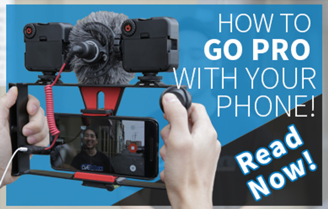 How To Go Pro With Your Phone