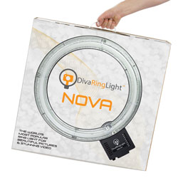 Diva Ring Light Nova Carrying Box