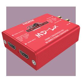 Decimator MD-LX HDMI/SDI Bi-Directional Converter for 3G/HD/SD
