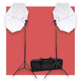 Diva Ring Light Umbrella Kit