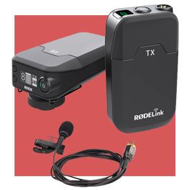 RodeLink Digital Wireless Filmmaker Kit
