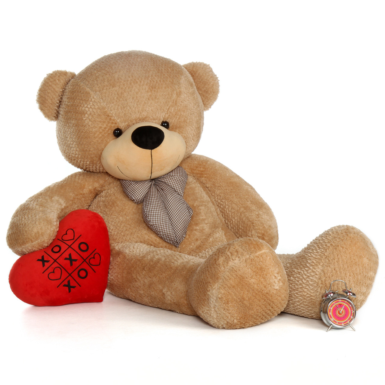 72in Huge Life Size Amber Valentine S Day Teddy Bear Beautiful Xoxo