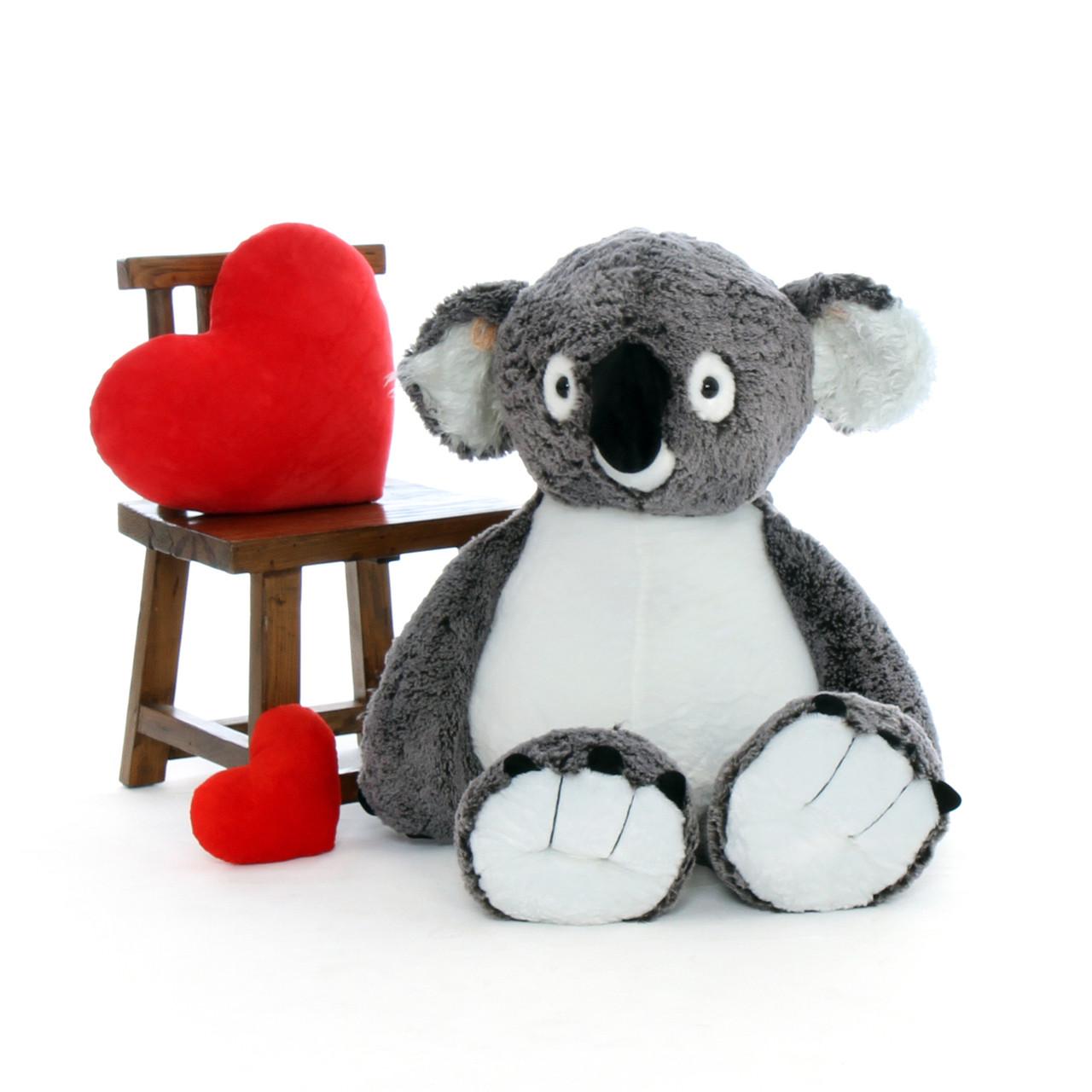 45in Life Size Stuffed Koala from Giant Teddy