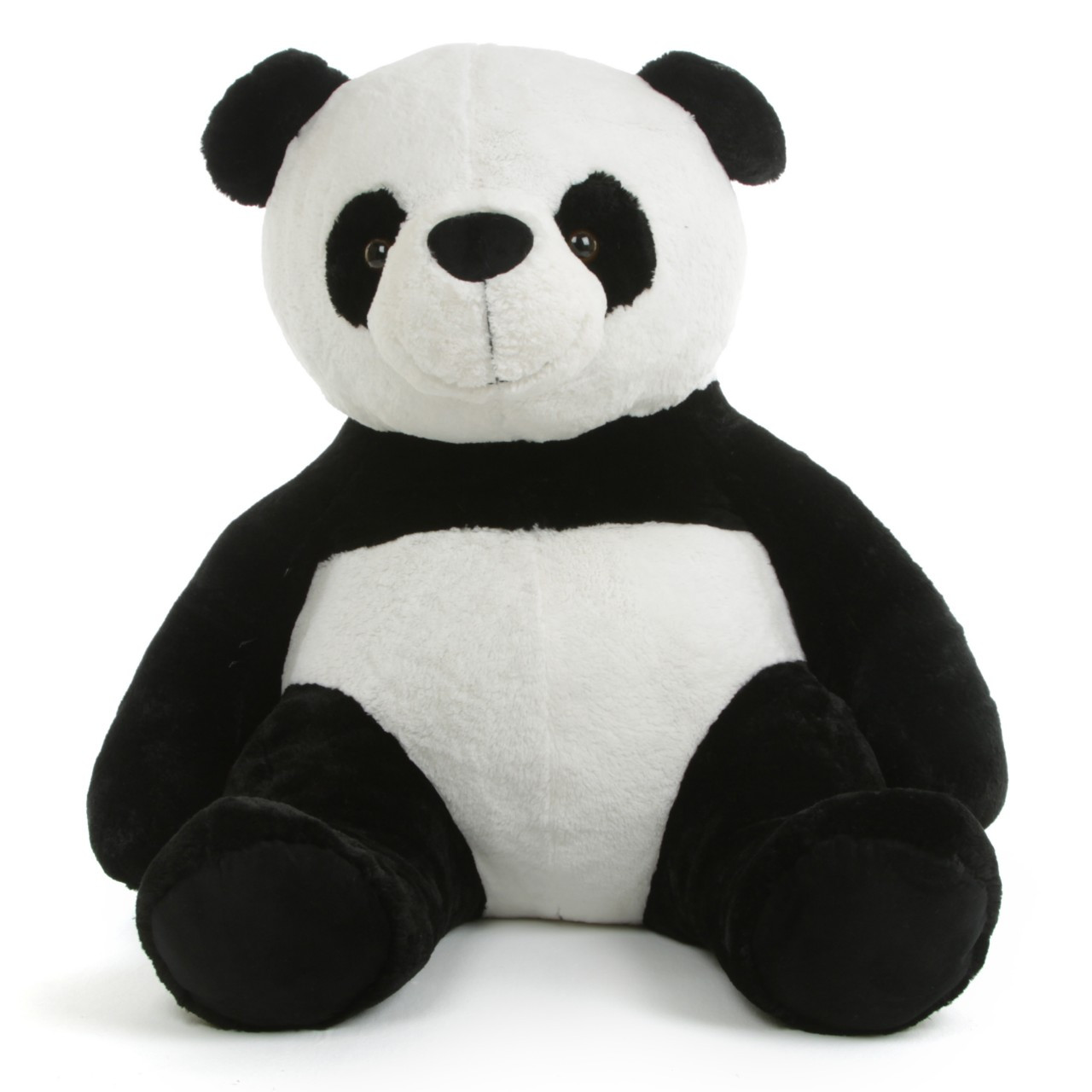 Fluffy and Huggable Huge Stuffed Panda Bear