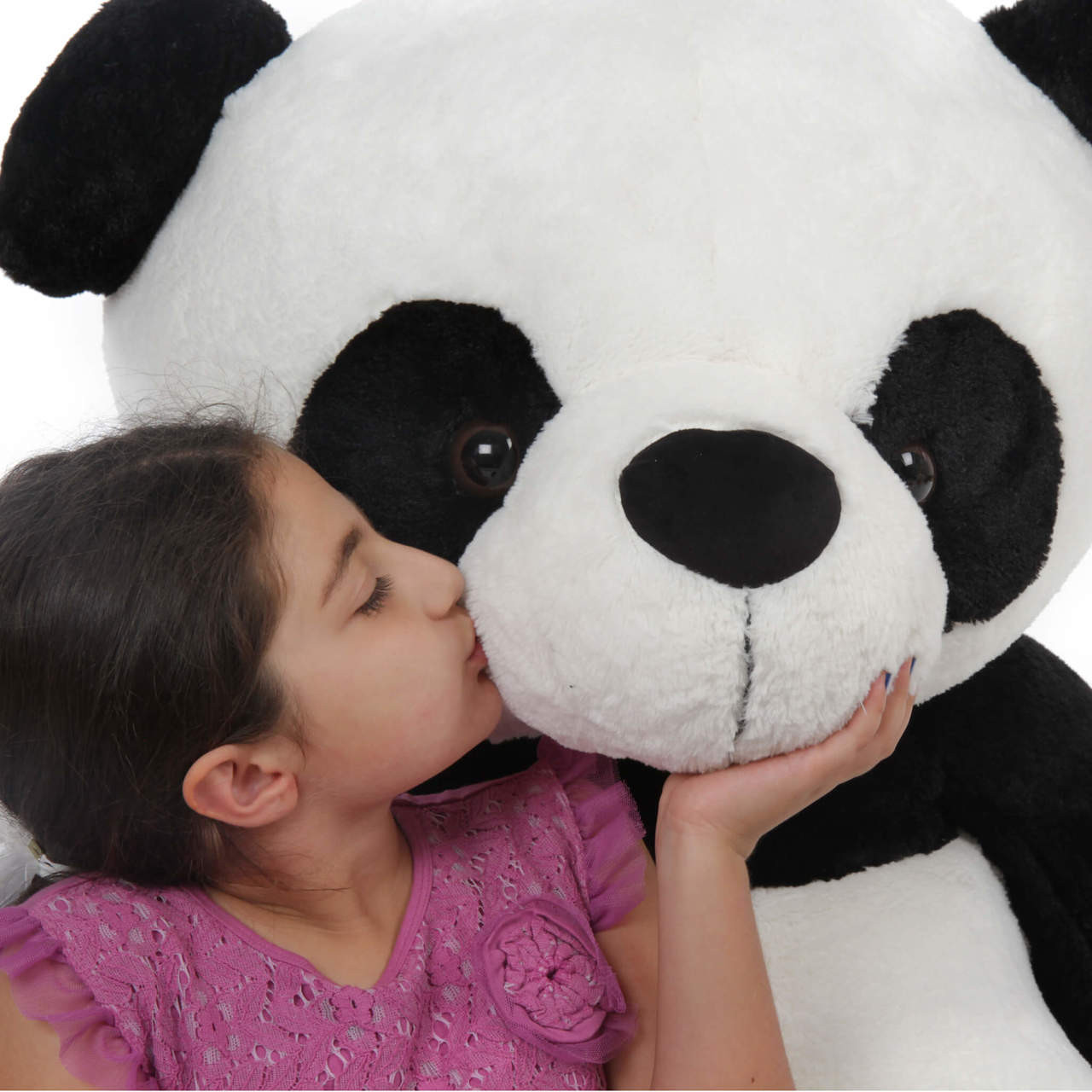 Giant Panda Teddy Bear 5 Foot Stuffed Animal Toy