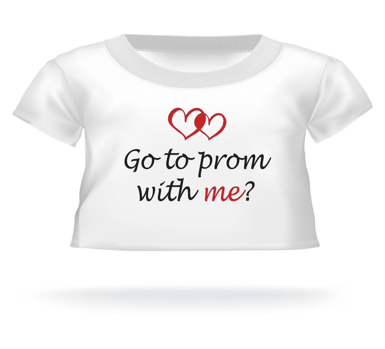 Giant Teddy Bear Go to Prom With Me? T-Shirt