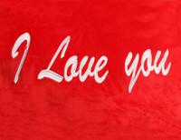 I Love You Heart Design (Close Up)