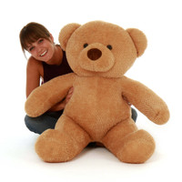 Cutie Chubs Life Size and Super Adorable Amber Teddy Bear 38in