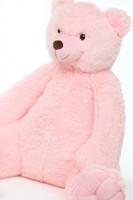 4ft Pink Darling Tubs Teddy Bear