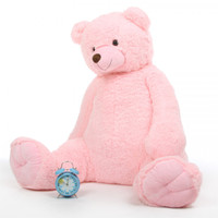 Enormous Pink teddy Bear Darling Tubs