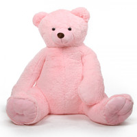 Life Size Pink Teddy Bear Darling Tubs