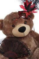 Brown Teddy Bear for Halloween