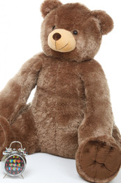 Sweetie Tubs Large Mocha Brown Teddy Bear 48in