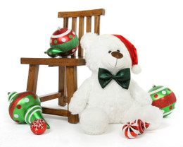 Christmas just isn't the same without a huggable Christmas teddy bear like Waldo Holiday Shags!