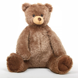 Sweetie Tubs Lovable Mocha Teddy Bear 36in