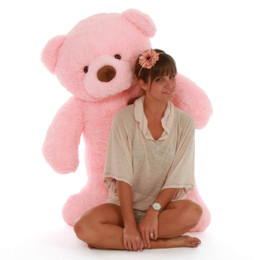 48in pink teddy bear Gigi Chubs