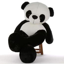 72in Life-Size Panda Bear Rocky Xiong