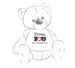 Prom 2016 Teddy Bear T-Shirt
