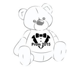 Prom 2016 Tuxedo Teddy Bear T-Shirt
