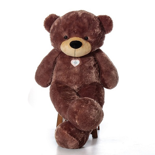 adorable-5-foot-mocha-brown-giant-teddy-bear-with-personalized-christmas-ornament.jpg