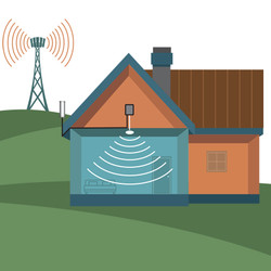 What are the steps to install a cellular repeater?