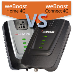weBoost Home 4G vs. the weBoost Connect 4G