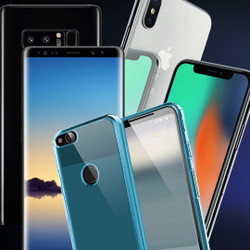 Why do the iPhone X and Samsung Note 8 drop calls?