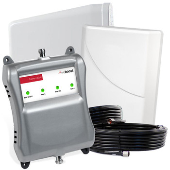 weBoost Connect 4G‑X Cell Phone Signal Booster for Homes 471104: Kit