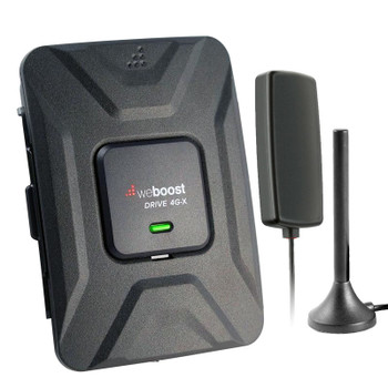 weBoost Drive 4G-X MAX Cell Phone Signal Booster for Vehicles 470510: Kit