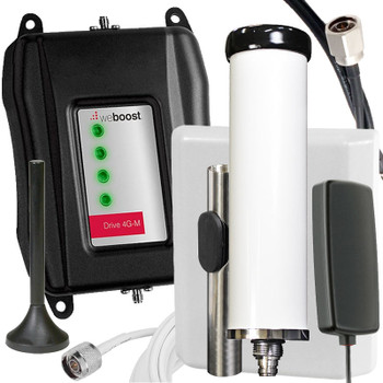 Marine/Vehicle weBoost Drive 4G-M 2-in-1 Cell Signal Booster 470121: Kit