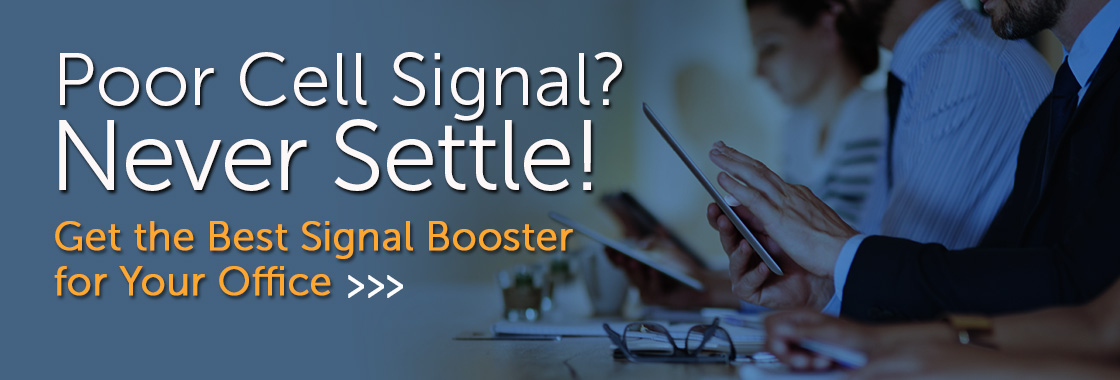 Top-Rated Cell Signal Boosters for Offices