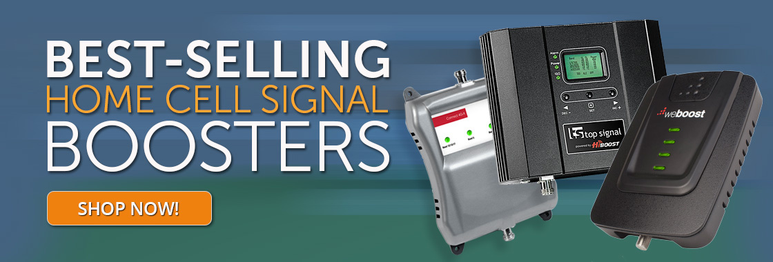 Top-Rated Home Cell Signal Boosters