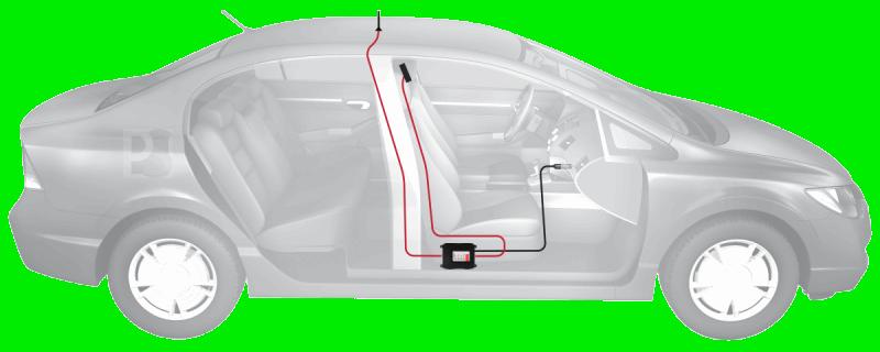 weBoost Drive 4G-M 470108 setup diagram