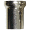 Wilson 971109 400 N-Male Crimp Connector Crimp Tube icon