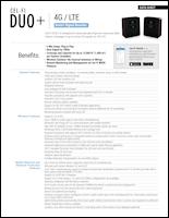 Download the Cel-Fi DUO+ Wireless Smart Signal Booster D32-2/4/13 data sheet (PDF)