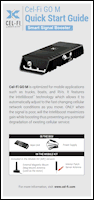Download the Cel-Fi GO M Mobile Smart Signal Booster G32-2/4/5/12/13M quick start guide (PDF)