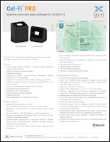 Download the Cel-Fi PRO Wireless Smart Signal Booster P34-2/4/5/12 data sheet (PDF)