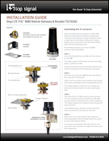 Download the Top Signal TS210382 installation guide (PDF)