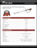 Download the Top Signal TS231072 spec sheet (PDF)