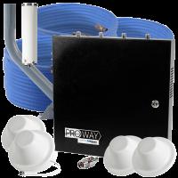 WilsonPro 70 PLUS Office Pro MAX Plenum System with 4 Antennas 463127