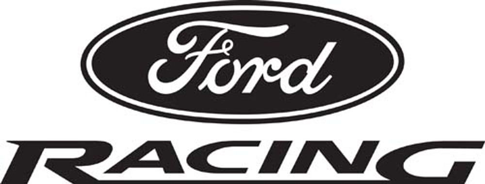 Car Decals Car Stickers Ford Racing Car Decal Anydecals Com