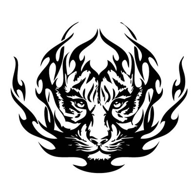animal decals, tiger decals, car decals, car stickers, decals for cars, stickers for cars, window stickers, vinyl stickers, vinyl decals