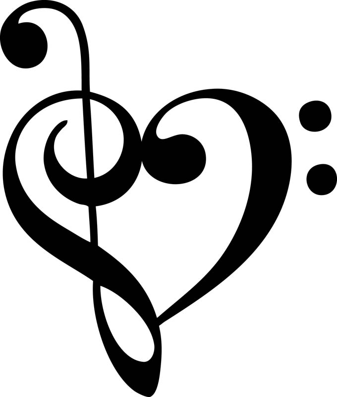 Heart Music Symbol Choice Image Meaning Of Text Symbols