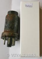 Ken-Rad USA 6C5 Engraved Base Corroded Vacuum Tube 95%