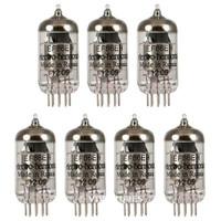 Brand New Gain Matched Septet (7) Electro-Harmonix EF86 / 6267 Vacuum Tubes